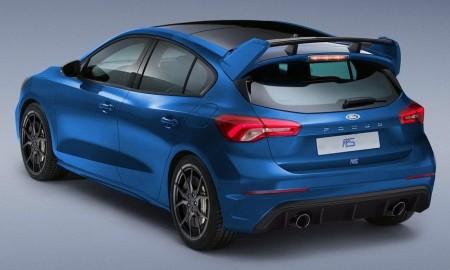 Nowy Ford Focus RS – prawdziwy hot hatch