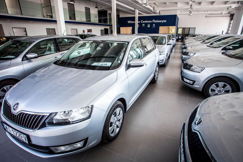 Rekord sprzedaży nowych aut w marcu
