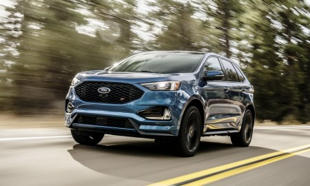 Ford Edge ST – nie dla Europy?