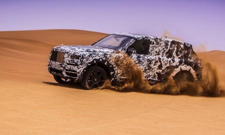 Rolls-Royce Cullinan – premiera 10 maja