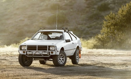 Toyota Celica na offroad