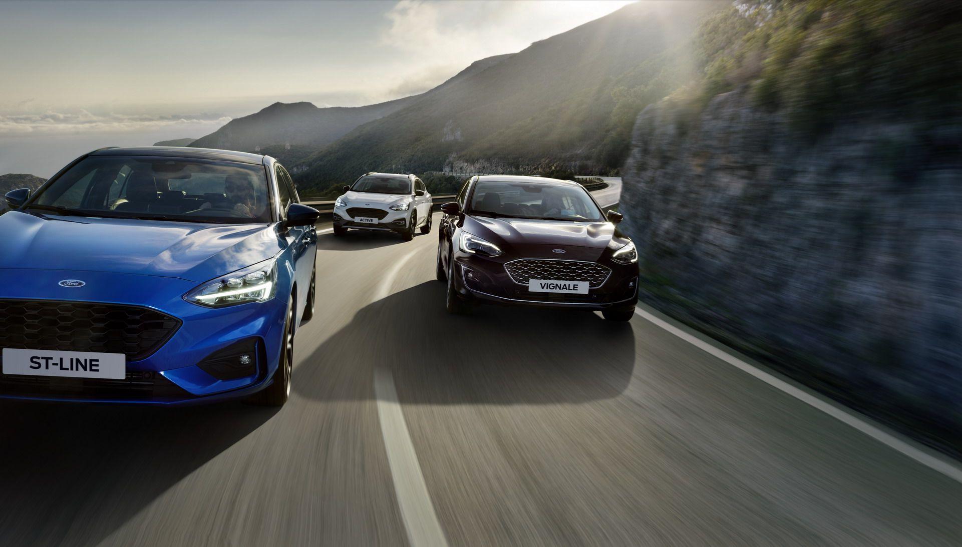 Ford Focus IV – Nowy rozdział