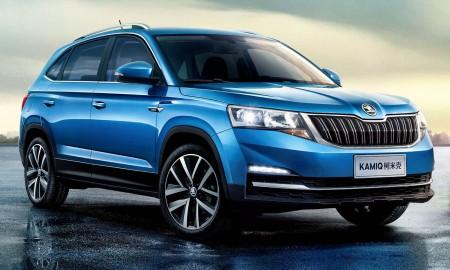Skoda Kamiq – SUV dla Chin?