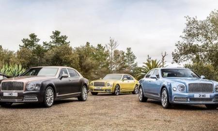 Kolejny Bentley Mulsanne może być z napędem elektrycznym?