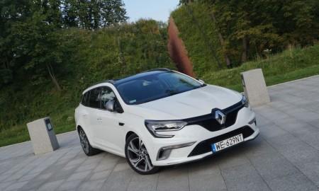 Renault Megane Grandtour GT 1,6 dCi 160 KM 6AT –  Francuska robota