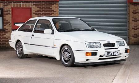 Ford Sierra za prawie 600 000 zł