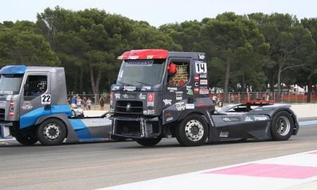 Polak wystartuje we Francji w wyścigach ciężarówek