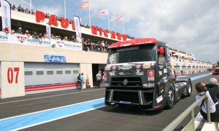 Truck Racing French Grand Prix: Ostaszewski dwa razy na pudle