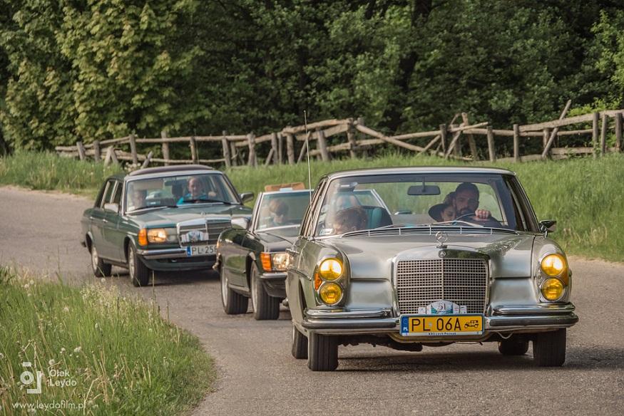 XVII Zlot Zabytkowych Mercedesów