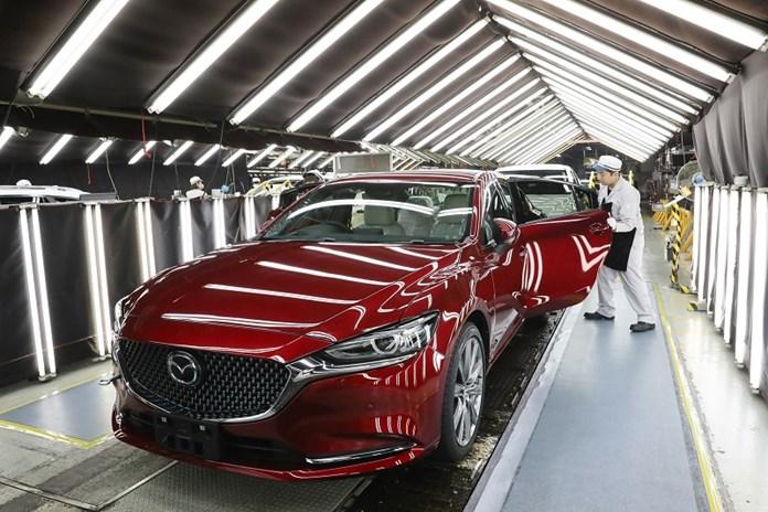 Mazda wyprodukowała 50 mln pojazdów