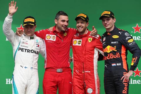 Sebastian Vettel wygrał wyścig o Grand Prix Kanady