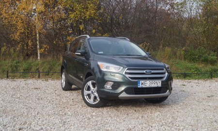 Ford Kuga 2,0 TDCI AWD 6MT - W czym leży problem?