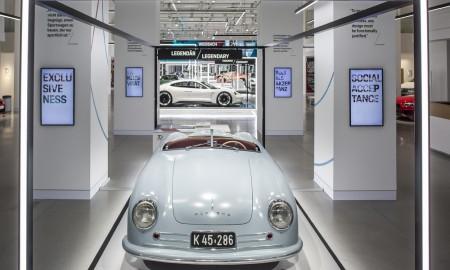 Pierwsze sportowe Porsche w Warszawie