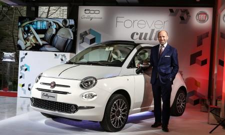 Rozmowa z Luca Napolitano, dyrektorem marek Fiat i Abarth