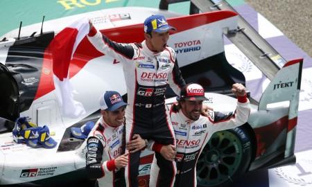 Historyczne zwycięstwo Toyoty w wyścigu Le Mans 24h