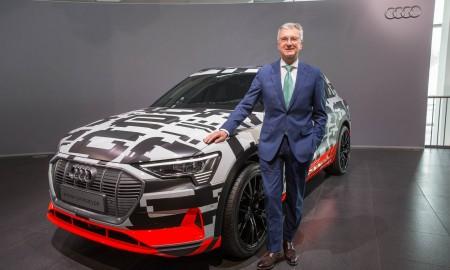 Szef Audi zatrzymany