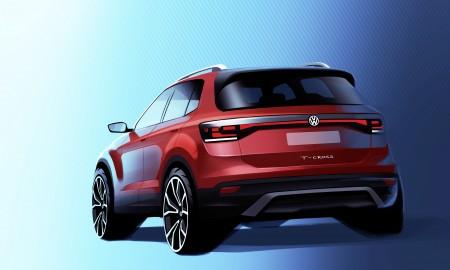 Volkswagen T-Cross – coraz bliżej