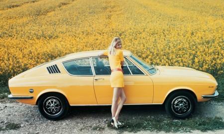 Audi Tradition na Rajdzie Heidelberg Historic