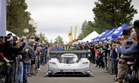 VW I.D. R Pikes Peak z nowym rekordem w Goodwood?