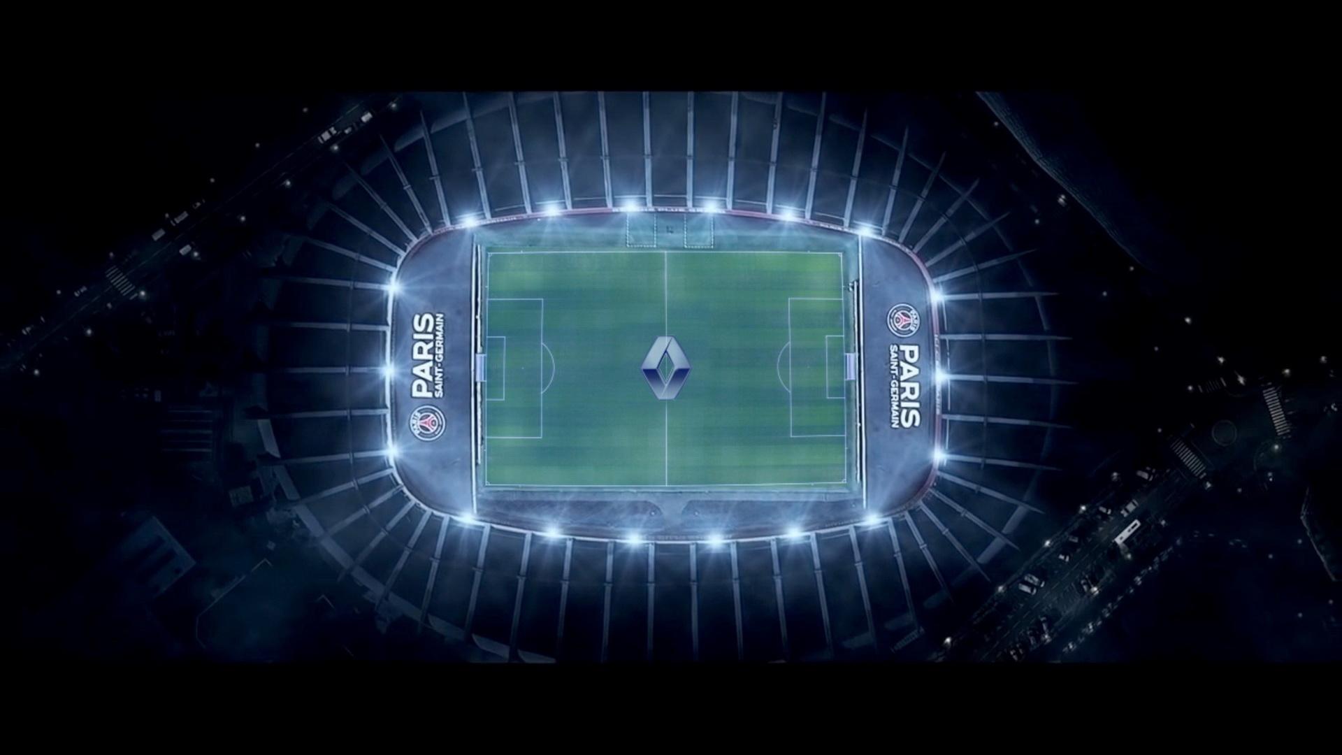 Renault partnerem klubu Paris Saint-Germain