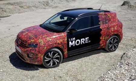 VW T-Cross – Najmniejszy w rodzinie