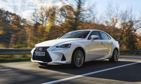 Nowy Lexus IS – pierwsze szczegóły
