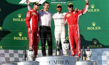 Grand Prix Węgier – Pod dyktando Hamiltona