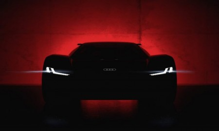Audi PB 18 e-tron - Światowa premiera bolidu na Pebble Beach Car Week