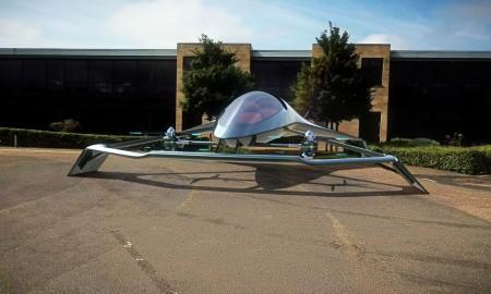 Aston Martin Volante Vision Concept – W powietrzu