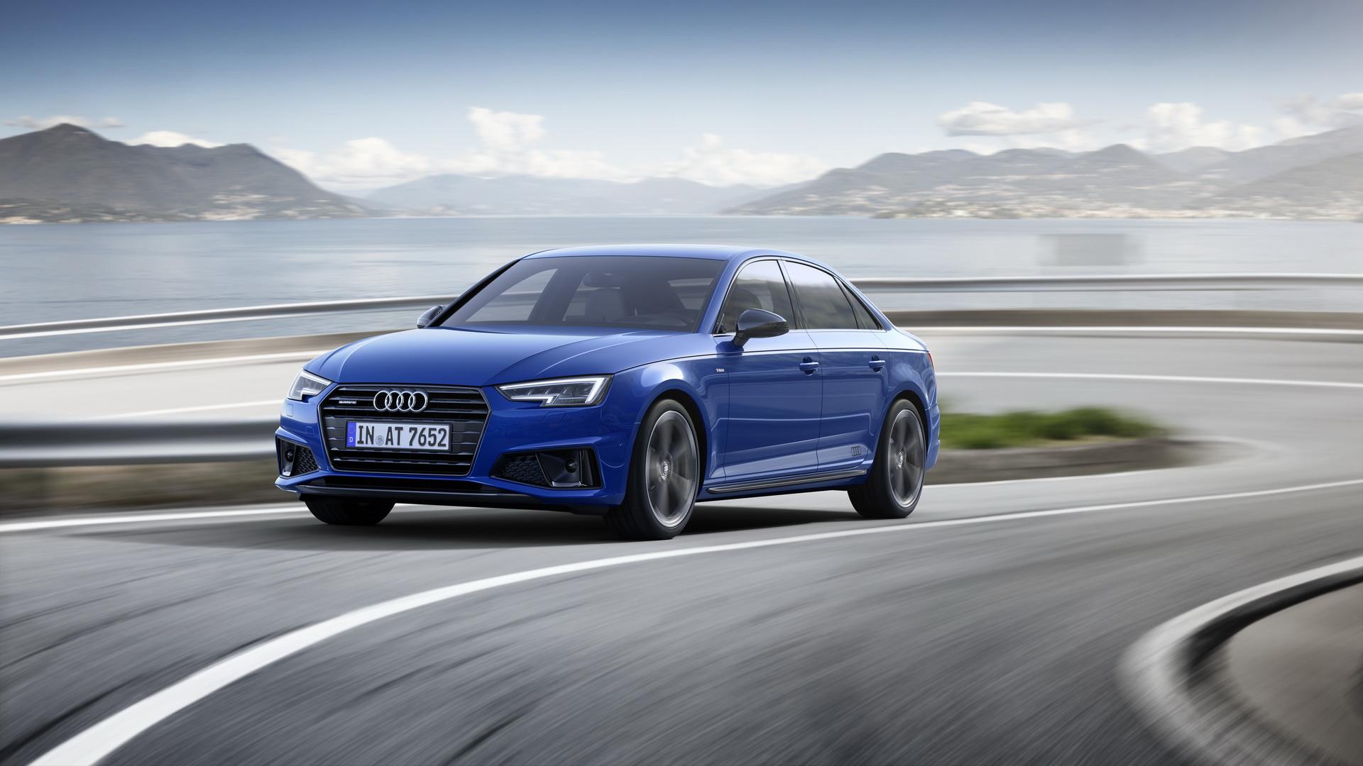 Audi A4 – Sportowe akcenty