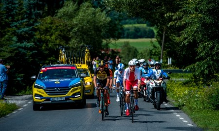 Hyundai Motor Poland Oficjalnym Sponsorem 75. Tour de Pologne