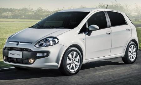 Fiat Punto wycofany z brytyjskiego rynku