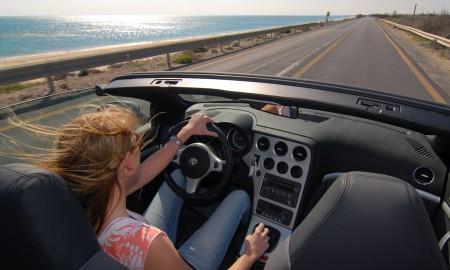 Dobre warunki drogowe mogą być niebezpieczne!