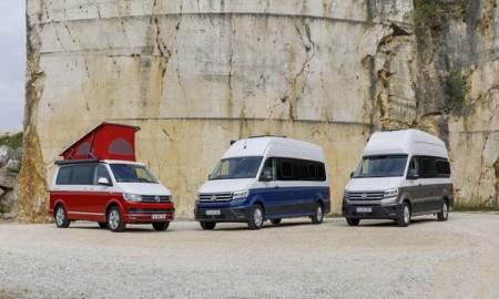 Caravan Salon 2018 – Premiery Volkswagena