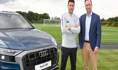 Audi nowym partnerem Tottenham Hotspur