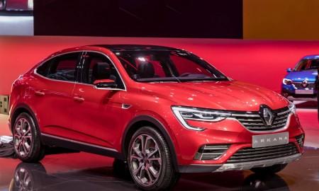 Renault Arkana – premiera w Moskwie