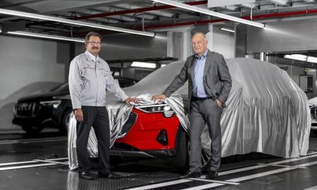 Ruszyła produkcja Audi e-tron