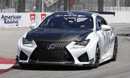 Torowo-drogowy Lexus RC F GT już wkrótce?