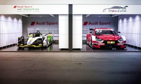 Audi pozostaje w Formule E i DTM