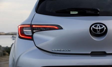 Nowa Toyota Corolla w pierwszych testach bezpieczeństwa
