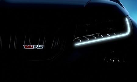 Skoda Kodiaq RS – Pierwszy SUV marki z nowymi LED-owymi reflektorami