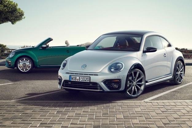 VW New Beetle – Pożegnanie?