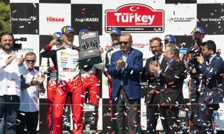 Rajd Turcji – Dublet Toyoty