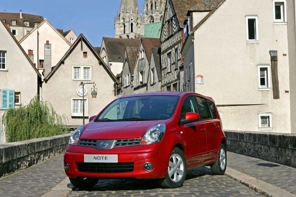 Nissan Note (2006-2013)