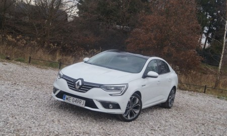 Renault Megane Grandcoupe 1,2 TCe 130 KM EDC7 – Jak nie Coupe