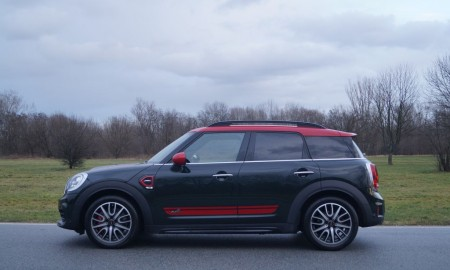 "MINI JCW Countryman 231 KM 8 AT – Wesoły ""Wieśniak"""