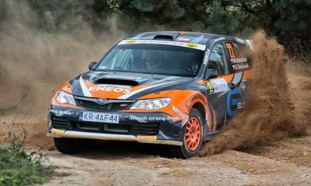 Subaru Poland Rally Team przed Rajdem Polski