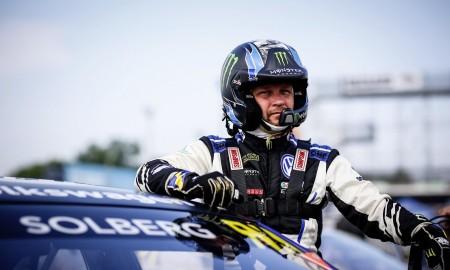 Petter Solberg i VW - Powrót na trasy WRC