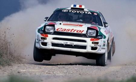 Toyota Celica mistrza świata WRC na sprzedaż