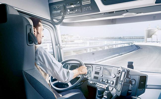 Doświadczony i zapracowany jak polski kierowca?